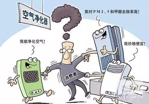 2016年空气净化器产品合格率仅75.4%