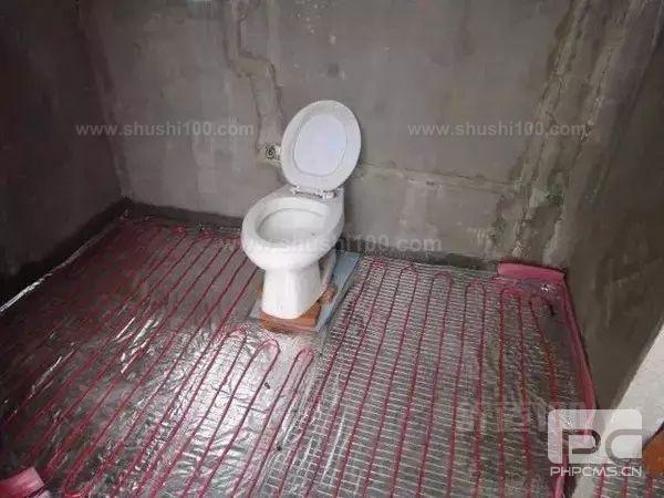 卫生间能装地暖吗